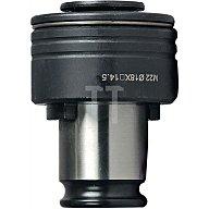 Schnellwechsel-Einsatz SES Gr.2 m.Sicherheitskupplung f.D.9x7mm DIN376 M12