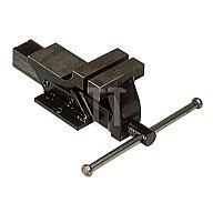 Schraubstock B.150mm Spann-W.150mm m.gr.Amboß WABECO Rohrspannbacken 40104