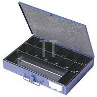 Sortimentskasten a.Blech 14Fächer DINZL 340x240x50mm