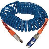 Riegler Spiralschl.-Kupplung-Set PU 12 x 8 mm 6 m Arbeitslänge SP 18-600DSD