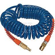 Riegler Spiralschl.-Kupplung-Set PU 12 x 8 mm 7,5 m Arbeitslänge SP 18-750KSD