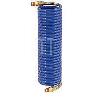 Riegler Spiralschlauch Nylon, PA 12 R 1/4, 7,9 x 6,3 mm 7,5 m Arbeitslänge SP 8-750