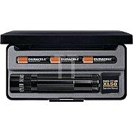LiteXpress Stableuchte Mag-Lite XL50 1 LED schwarz 104Lumen 3x1,5V AAA Microzelle L.120mm XL50-S3017