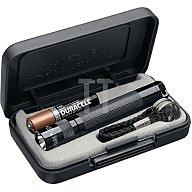 LiteXpress Stableuchte Solitaire 1 LED schwarz 37Lumen 1x1,5V AAA Microzelle L.80mm J3A012