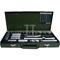 Steckschlüsselsatz CV. 1/2-29PR 4KT 29tlg. 1/2Zoll PROXXON m.Driver-System 23000