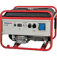 Endress Stromerzeuger ESE 206 RS-GT synchron/3,5kVA/3,5kW/3x230V/Benzin/Subaru EX27 112201