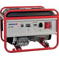 Endress Stromerzeuger ESE 206 RS-GT synchron/6,2kVA/5,0kW/1x230+1x400V/Benzin/Subaru EX4 112203