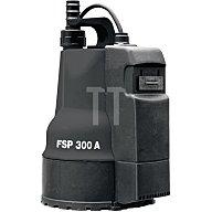 Tauchpumpe FSP 300 A 7200l/h 1 Zoll AG Förderhöhe 6m 230V innenlieg. Schwimm.