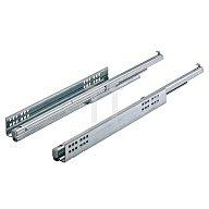 Hettich Vollauszug Quadro-6 Silent System 045287 Schubkastenlänge 350mm Stahl verz.