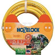 Tricoflex Wasserschlauch Jardin 20 m 1/2 Zoll Tricoteinlage gelbe Schlauchdecke 12 bar 143178