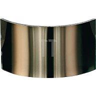 Weitwinkelscheibe b.1000Grad C Verbundglas Jutec gold bedampft HWS1022G