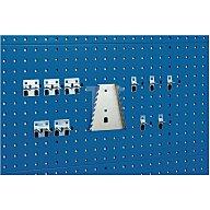 Werkzeughaltersortiment 11tlg. f.Lochplatten Bott 14030064