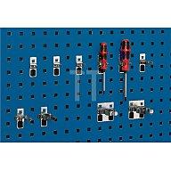 Werkzeugklemme D.13mm f.Lochplatten 5St./VE Bott 14013063