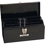 HW Werkzeugkoffer 1Fach mit Ku.Kleinteileei Koffer aus Stahlblech L.403 T.175 H.188 34MP1608