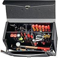 PARAT Werkzeugtasche B.470mm T.338mm H.210mm Industrieleder Volumen ca. 33 Liter 4471000041