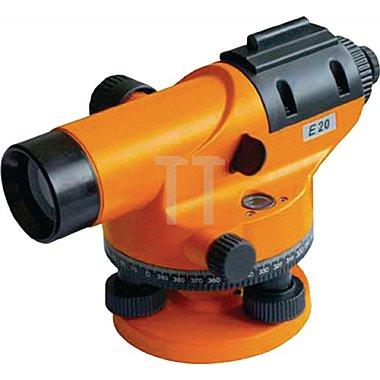 Baunivellierer E20 Additive Konstante 0 Anschlussgewinde Doppelnivellment ±2,5mm