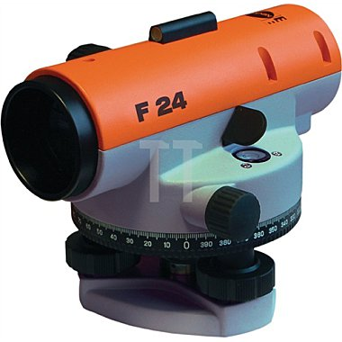 Baunivellierer F24 Additive Konstante 0 Anschlussgewinde Doppelnivellment ±2,5mm