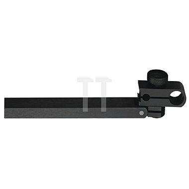 Einspannhalter Halter-D.4+8mm Schaft-D.80x12x6mm f.Fühlhebelmessgerät