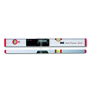 BMI Elektr. Wasserwaage Inclitronic 80 cm, Magn. 601080M