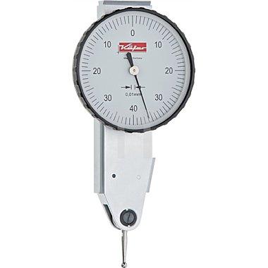 Fühlhebelmessgerät K31 0,8mm Ablesung 0,01mm parallel