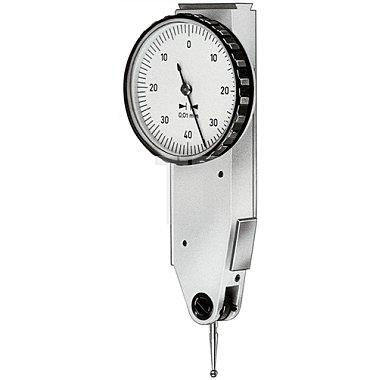 Fühlhebelmessgerät K31 0,8mm Ablesung 0,01mm parallel m.Werkskalibrierung