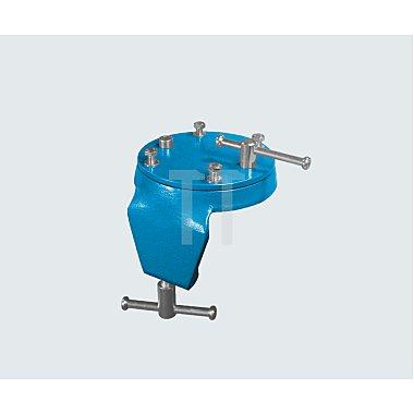 Heuer Drehklammer passend zu HEUER-Schraubstock 120mm