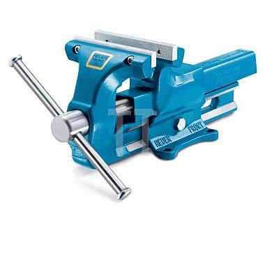 Heuer Parallel-Schraubstock Backenbreite 120mm mit ausw. Backen 101 120