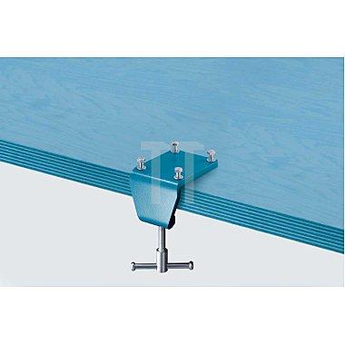 Heuer Tischklammer zum Parallel-Schraubstock 120mm 119 120