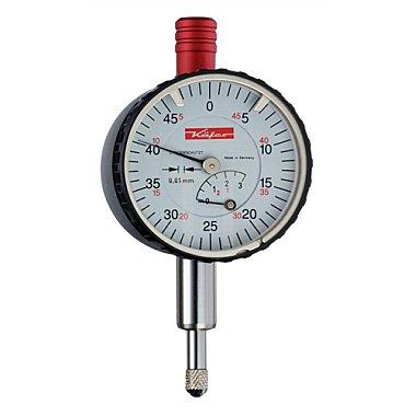 Kleinmessuhr KM4T 3mm Ablesung 0,01mm o.Stoßschutz m.Werkskalibrierung