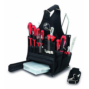 Multi-Werkzeug-Organizer Softtasche Polytex 220 x 220 x 470mm