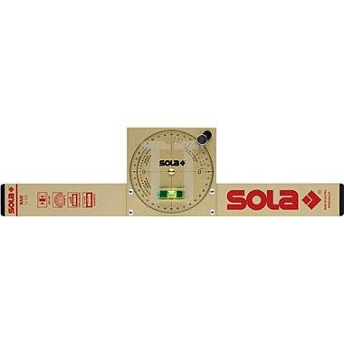 Neigungswasserwaage NAM 50 T L.50mm m.Magnet SOLA