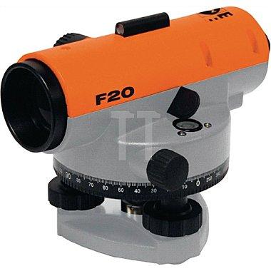 Nivelliergerät F20 Additive Konstante 0 Anschlussgewinde 5/8 Z. Doppelnivellment