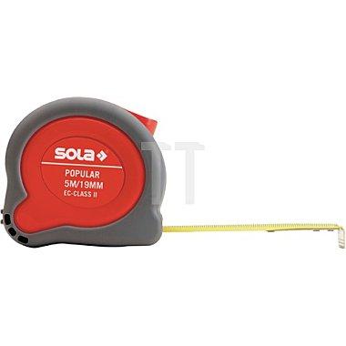 Rollmeter (19mm) PP 5 m L. 5m