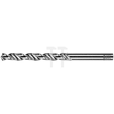 Spiralbohrer, zyl., kurz Ø 4,3mm Typ W HSS rechts für Aluminium