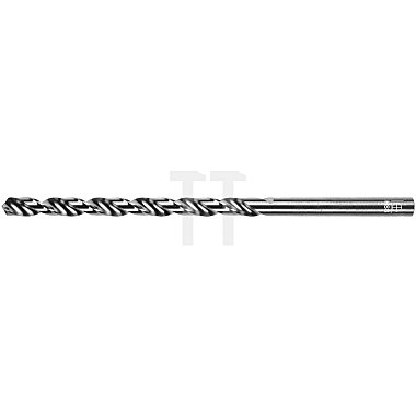 Spiralbohrer, zyl., lang Ø 2,1mm Typ W HSS rechts