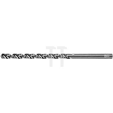 Spiralbohrer, zyl., lang Ø 4mm Typ W HSS rechts