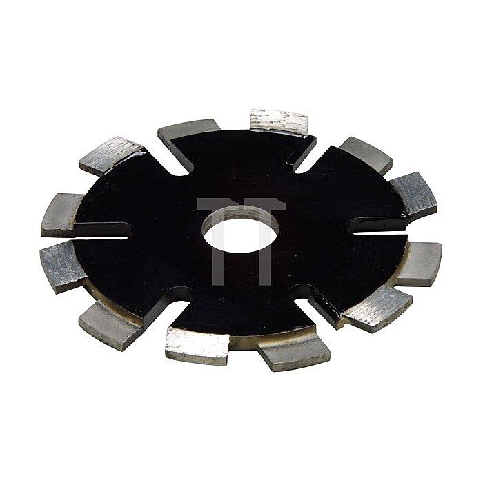 115mm Mörtelräumer 6,4 x 10 x 22,23mm
