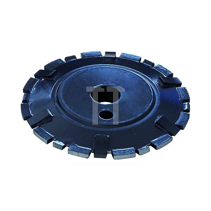150mm CNF-Asphalt Bohrung 25,4mm