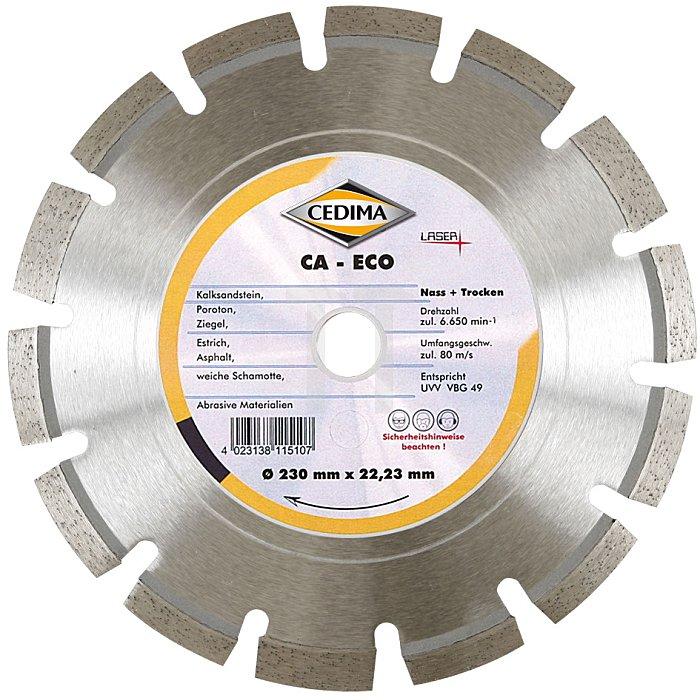 230mm CA-ECO 22,23mm 2,4 x 10 x 40mm