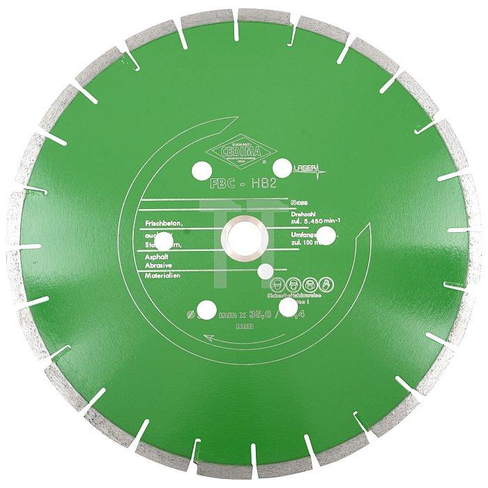 450mm FBC-HB-2 C-35mm, 25,4 3,8 x 10 x 40mm