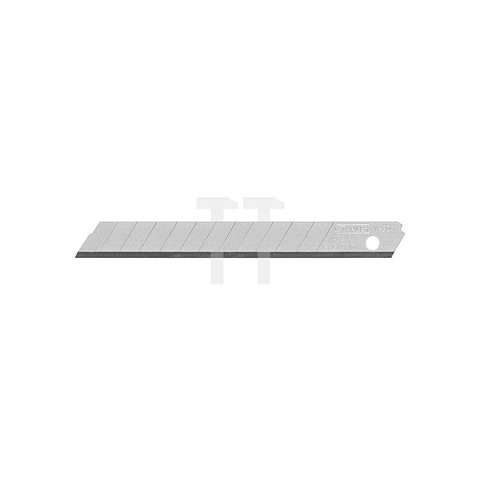 Abbrechklinge L.85mm H.9mm S.0.43mm 10 Stück/Spender Stanley