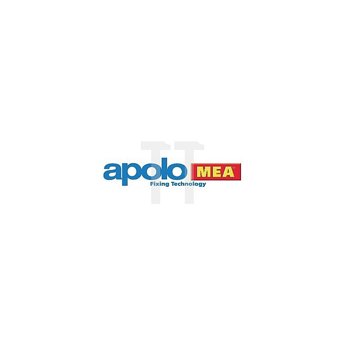 Abdeckkappe AKT weiss für TX 40 apolo MEA