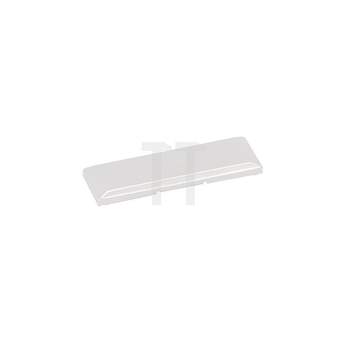 Abedeckkappe für Intermat-Bänder Stahl vernickelt