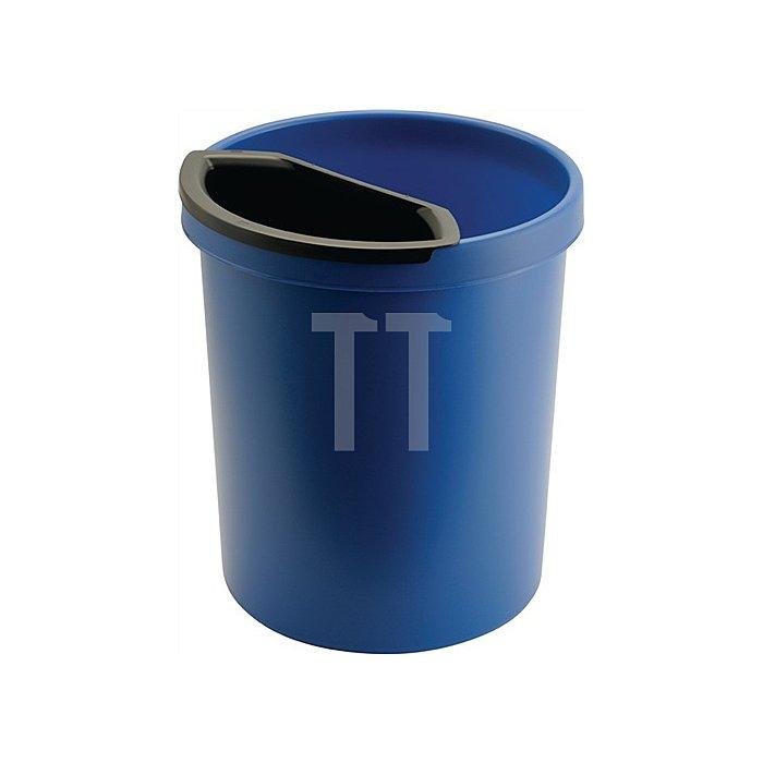 Abfall-Einsatz 6l schwarz