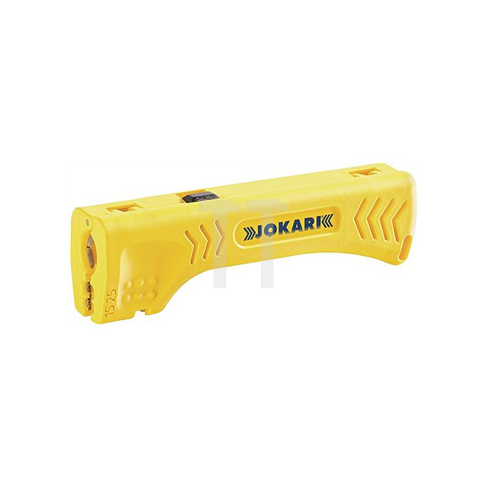 Abisolierwerkzeug Nr.22 Uni Plus Kabel-D.8-13mm JOKARI f.NYM-Kabel