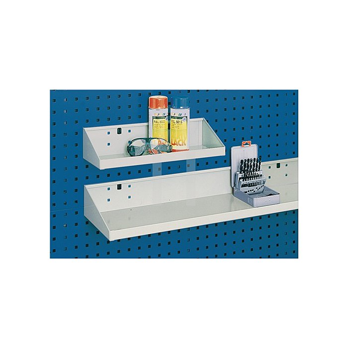 Ablageboden f.Lochplatten 450x170x115/30mm Bott