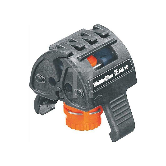 Abmantelwerkzeug AM16 L.53mm 0,8-2,5mm WEIDMÜLLER 6-17,3mm
