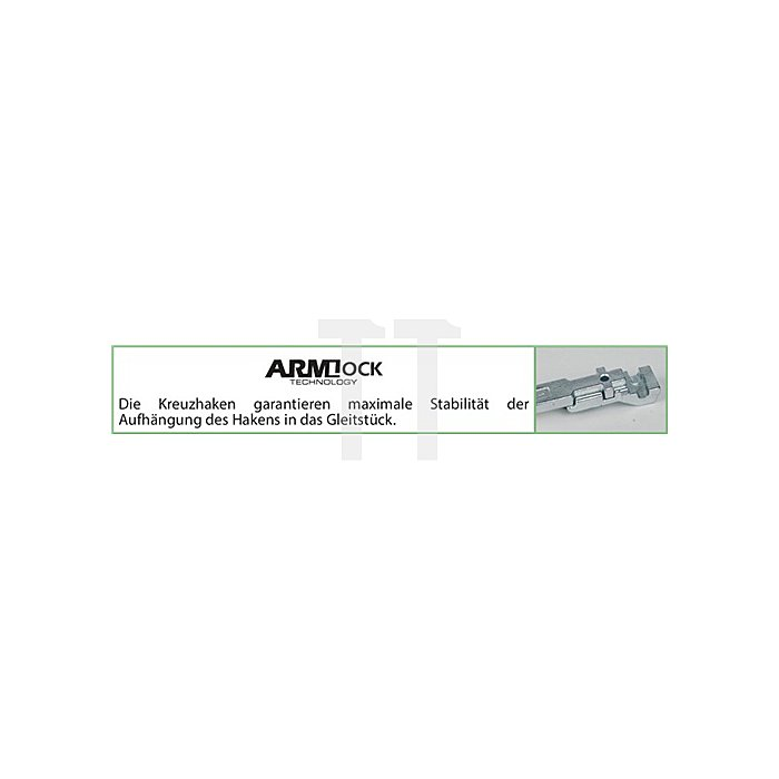 Abzieher 20-3 2armig T.200mm W.250mm gleitend parallel Kukko