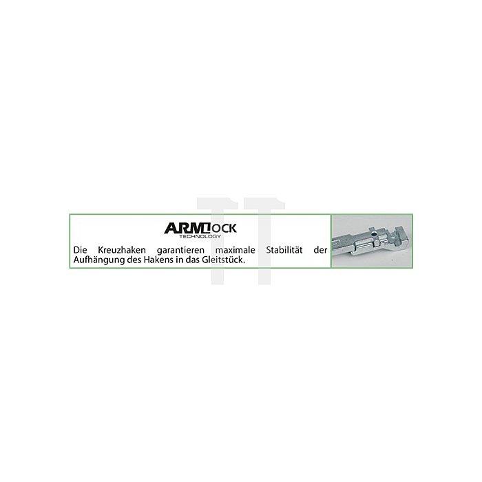 Abzieher 2armig T.100/200/250mm W.120mm KUKKO extra schlank