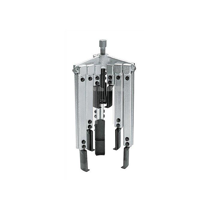 Abzieher-Set Spann-T.100/200/250mm Spann-W.130mm 3tlg. 3armig